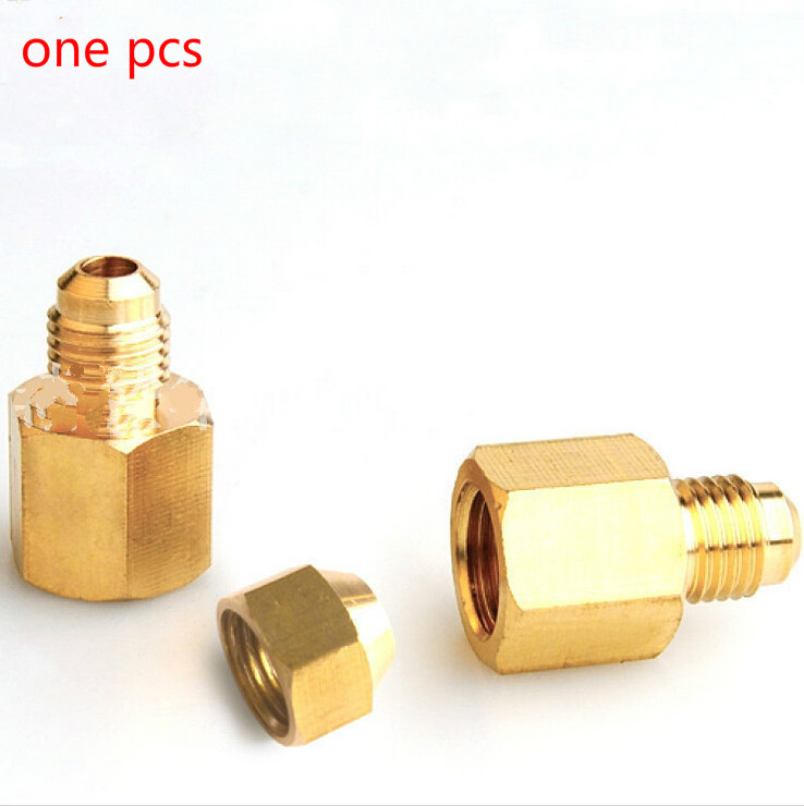 One pcs Chrome Brass Faucet Aerator Adapter Male Female DN15 Pipe ...