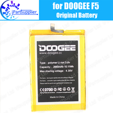 DOOGEE F5 Battery Replacement 100% Original New High Quality High Capacity 2660mAh Battery for DOOGEE F5