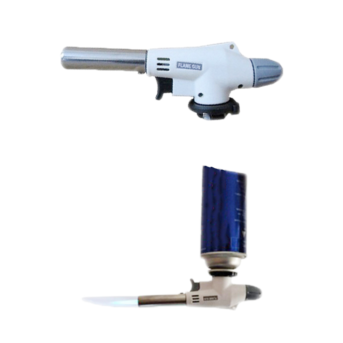 Gas Burner Flame Gas Torch Flame Gun Blowtorch Cooking Soldering Butane AutoIgnition gas-Burner Lighter Heating Welding цены
