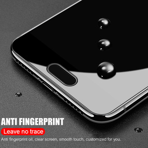 Image 5 - 3Pcs Full Cover Tempered Glass For Huawei Honor 9 8 10 lite Screen Protector For Honor 7A 7C Pro RU 8C 8X Max Protective Glass