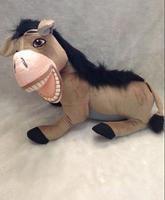 Donkey plush toys Shrek the Third Donkey 35cm Plush doll from Shrek 3 Movie In stock