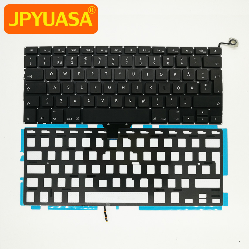все цены на New Replacement Keyboard For MacBook Pro 13
