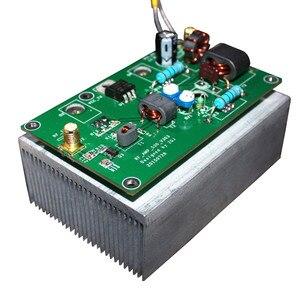 Image 3 - Leory amplificador de potência rádio amador transceptor 45 w ssb hf linear placa desenvolvimento rádio ondas curtas kit alta qualidade