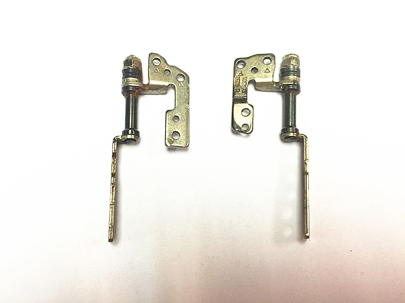 New LCD Hinges For Asus UX303 UX303LN UX303L UX303LA Notebook LCD Screen Display Left & Right Hinges Steel Brackets Set|LCD Hinges| |  - title=
