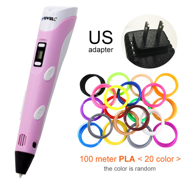 Pink US-100m PLA