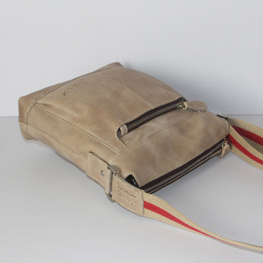 homensageiro sacolas de couro genuíno Formato : Messenger Bags