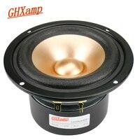 GHXAMP 4-дюймовый Полнодиапазонный динамик 4ohm 25 Вт для домашнего кинотеатра  тканевый вокальный сладкий глубокий бас для настольных 2 1 спутник...