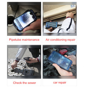 Image 2 - KERUI Wireless Waterproof Soft Cable Borescope Micro 8mm 720P HD WiFi USB Endoscope Camera for IOS iPhone Android Phone