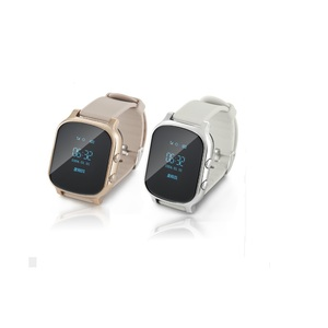 Image 2 - Stepfly S58 GPS Kids Smart Watch SOS Call Location Finder Tracker for Children Anti Lost Remote Monitor Baby Wristwatch pk Q50