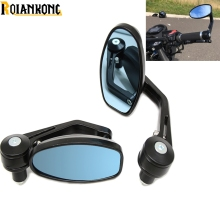 Motorcycle Rearview Mirror Rear View Handle bar End Side Mirrors FOR Ducati 996B 996S 996R 998B 998S 998R 999S 999R