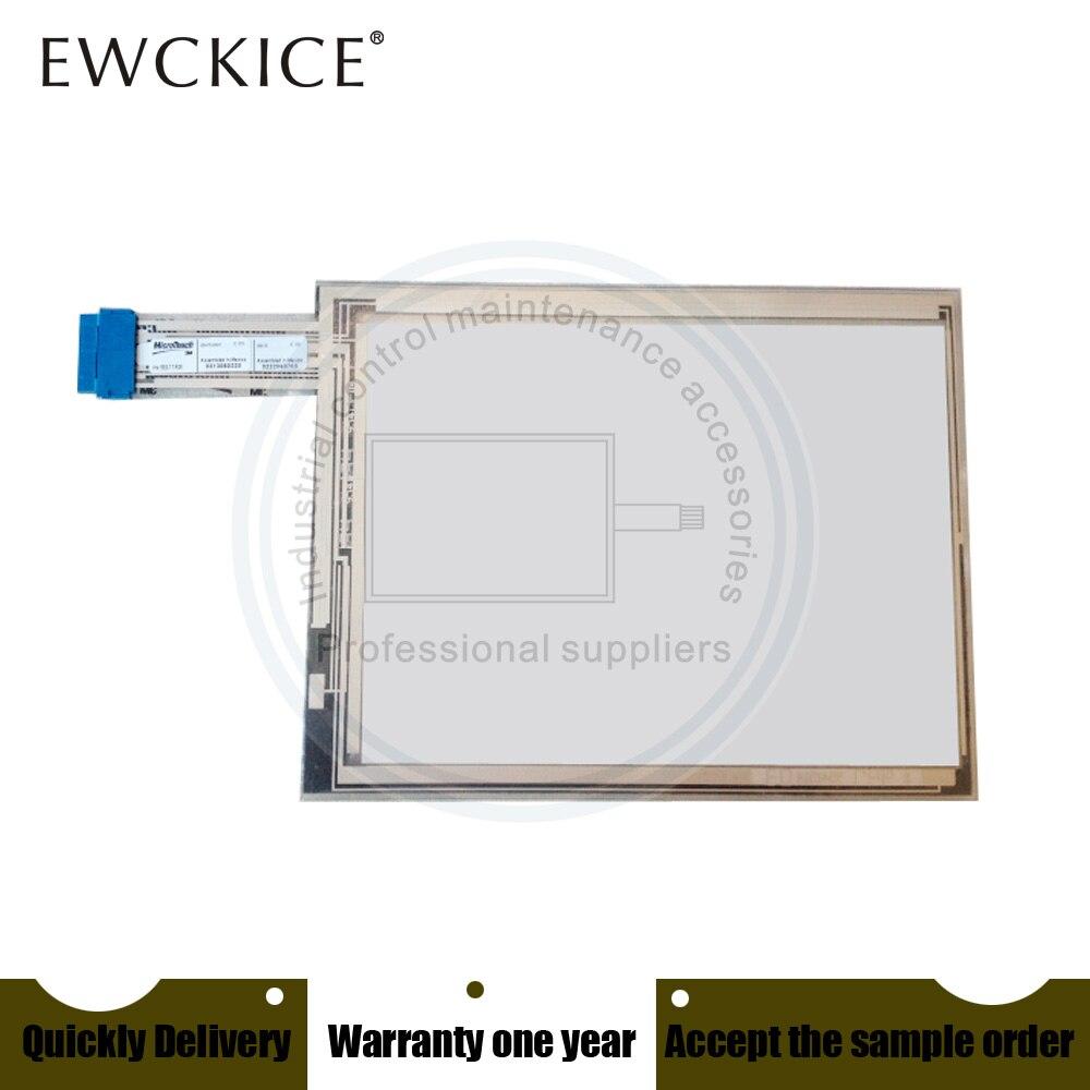 НОВЫЙ США 100 1412 HMI plc Сенсорная панель мембраны с сенсорным экраном, Промышленный контроль обслуживания аксессуары