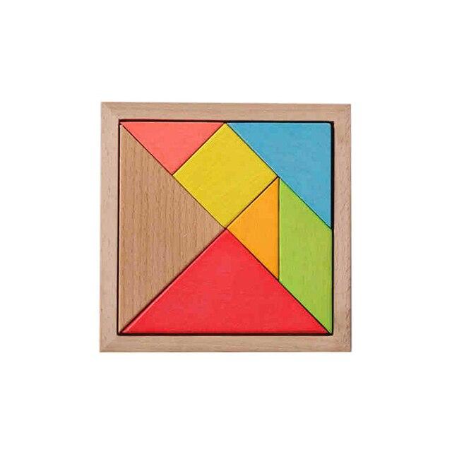 Chanycore bebé aprendizaje juguetes de madera Juguetes rompecabezas ...