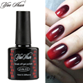 Yaoshun #78 Temperature Change Nail Polish Hot Sale UV Soak Off  Nail Gel Varnish Brand Gel Lacquer Polish