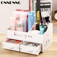 OnnPnnQ Stylish Makeup Brush Storage Box Cosmetic case Lipstick Holder Sundries Small Objects Box Wholesale Desktop Organizer