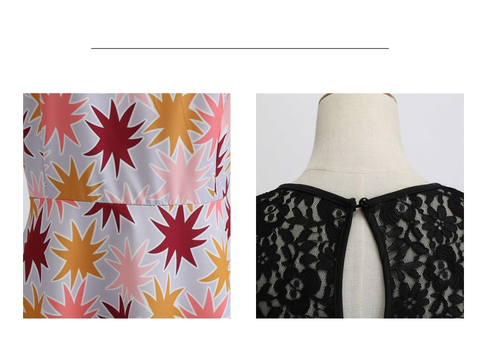 Koktejlové párty šaty jednofarebné s čipkou (10 variánt) 19