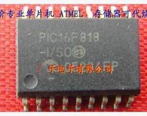 IC new original PIC16F818-I/SO PIC16F818 16F818-I/SO 16F818 SOP18 Free Shipping