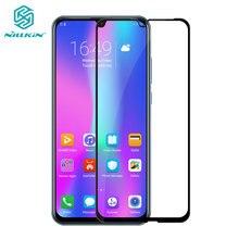 Huawei p smart 2019 vidro temperado huawei p smart 2019 vidro nillkin cp + 2.5d cobertura completa protetor de tela