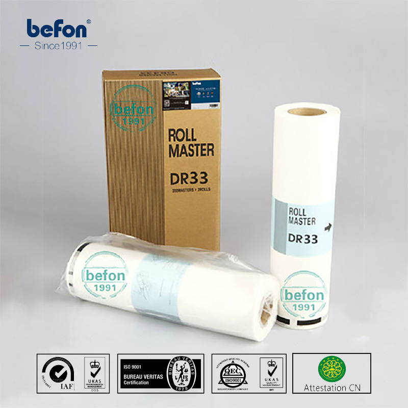 befon Master Roll DR33 DR 33 B4 compatible  for Duplo DP330 bering classic 10729 262