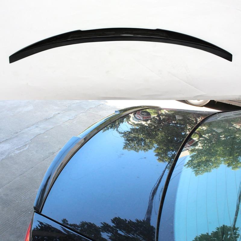 A3 M4 stílusú szénszálas automatikus autó hátsó csomagtartó - Autóalkatrész - Fénykép 6