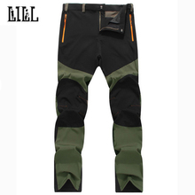 Military Style Elatic Pants Breathable Men's Summer Thin Trekking Trousers Men Army Loose Quick Dry Pants 4XL Cargo Pant,UA109