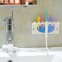 Dental SPA Faucet Oral Irrigator Water Flosser Jet Interdental Teeth clean Remove Debris Reduce Bacteria Tooth Cleaner Oral Care