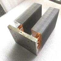 Comparar El disipador de calor de la tubería para la fuente de luz del endoscopio disipador de