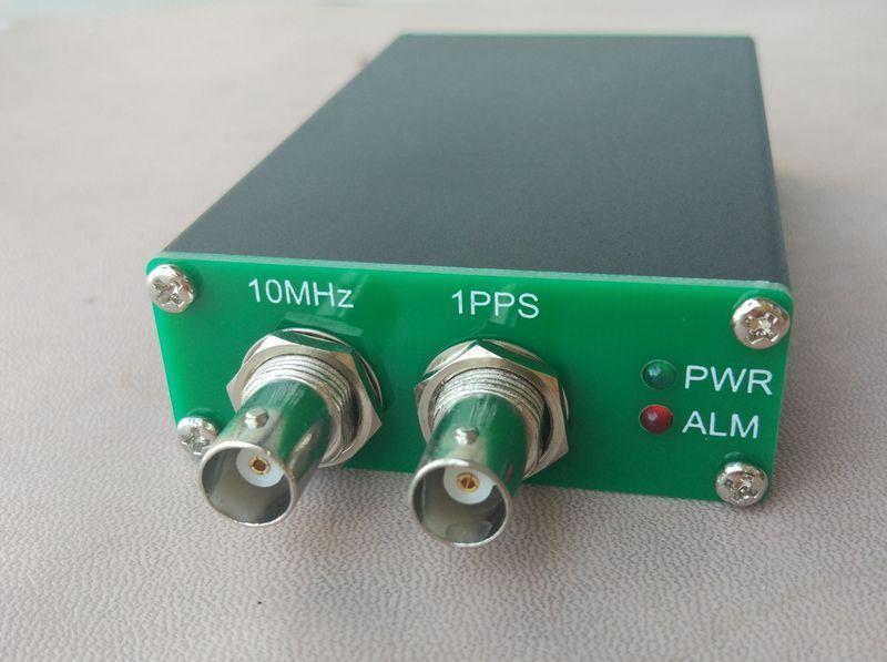 2017 New verison 10MHz Sinwave PLL-GPSDO GPS DISCIPLINED OSCILLATOR hc 49smd 49smd 10m 10mhz 10 000mhz