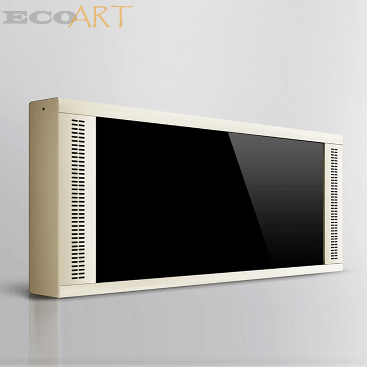 Eco art large room 4000w high efficiency electric infrared for Electric radiant heat efficiency