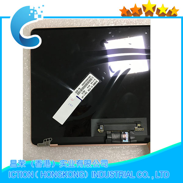 Original New A1534 LCD Screen Display Assembly for macbook 12 A1534 LCD Screen Display Assembly 2015 2016 Years