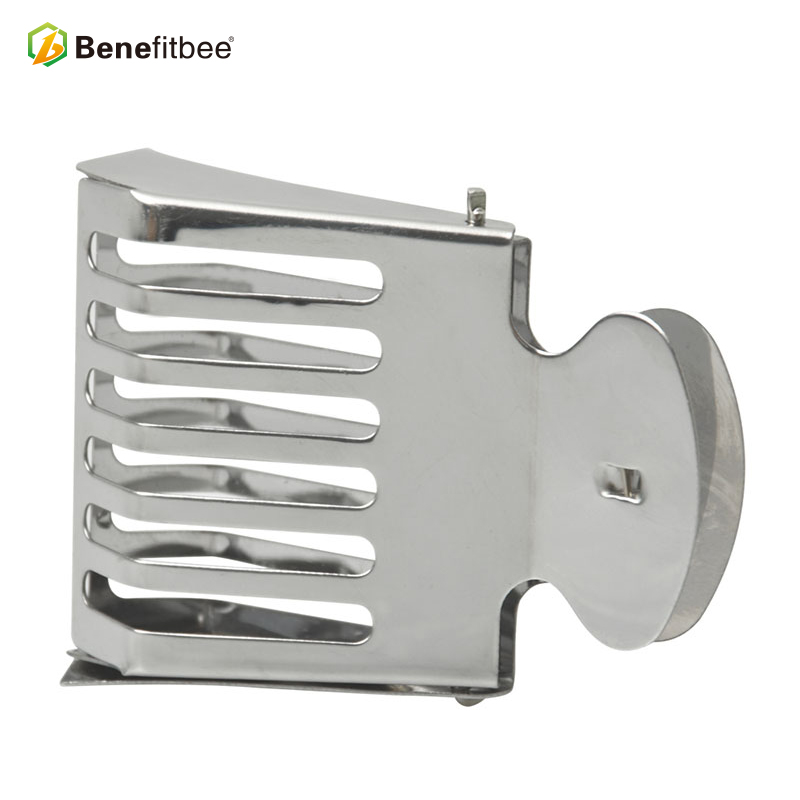 Image 4 - Benefitbee Beekeeping Tools Bee Queen Cage Stainless Steel For Beekeeping Equipment Supplier 5pcs Hot Sale Height Quality Cages-in Beekeeping Tools from Home & Garden
