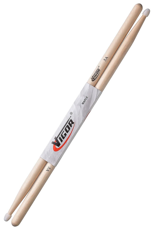 Барабанные палочки VIGOR 5AN клён все цены