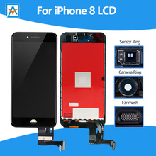 1 PCS Display For iPhone 8 8 Plus LCD AAA Quality No Dead Pixel With Touch Digitizer Full Assembly Free Shipping
