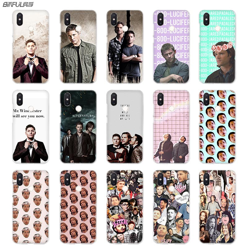 BinFul phone case Transparent Hard cover for Xiaomi mi Redmi Note 7 5 4 3 4X 5A 6 Pro 64g S2 Plus TV supernatural image