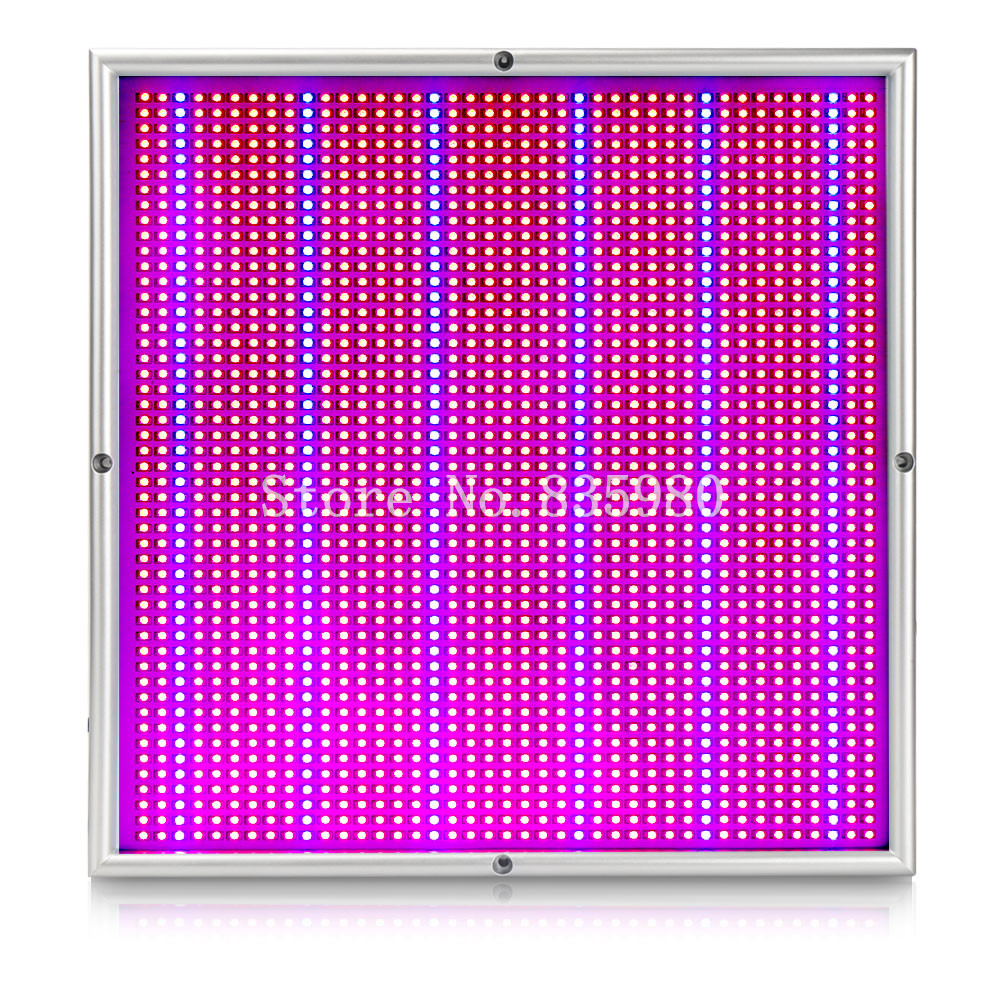 1X 200W 45W 30W Full Spectrum Panel LED Grow Light AC85~265V Greenhouse Horticulture Grow Lamp for Indoor Plant Flowering Growth 30w led grow light ac85 265v full spectrum 290led greenhouse plants hydroponics flower medicine panel grow light