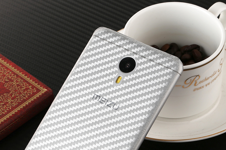 49830ec9b46 ✅CHEERYMOON Para Meizu Meilan Meilan Note3 3/3 s MX6 Pro6 3D Fibra ...