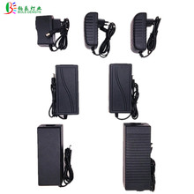 Светодиодный драйвер 12 В 1A 2A 3A 5A 6A 8A 10A источник питания AC 220 В до 12 В Трансформаторы освещения 60 Вт 100 вт адаптер для светодиодной ленты CCTV DVR