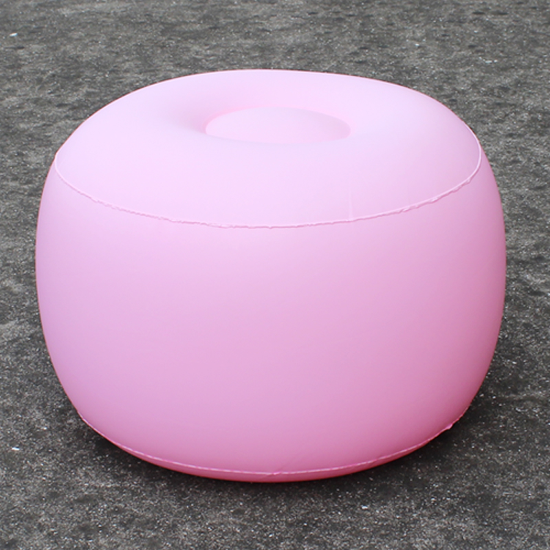 2016 New Pink Children Air Sofa Stools Adult Inflatable Laybag ...