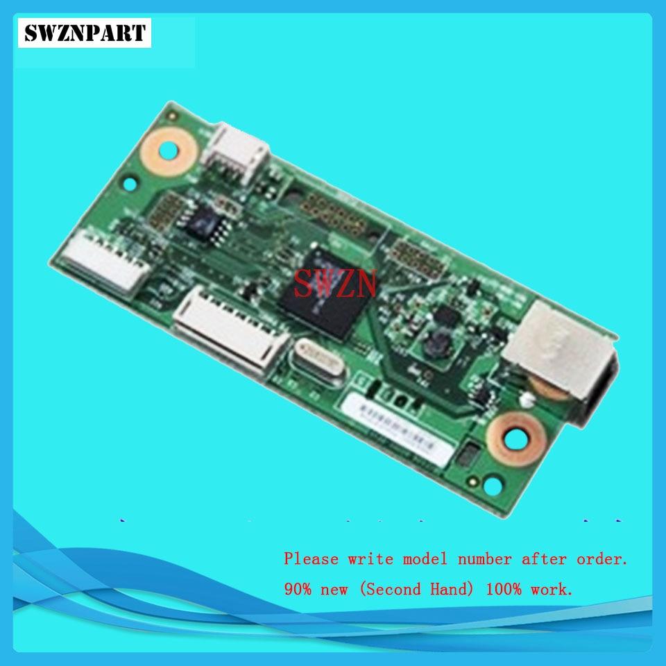 FORMATTER PCA ASSY Formatter Board logic Main Board MainBoard mother board for HP LaserJet pro cp1025 1025 CE828-60001 цена 2016