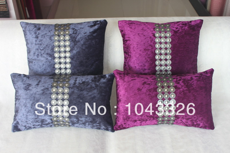 Luxury car ornaments handmade embroidery refined and for Sofa 50 cm sitzhohe