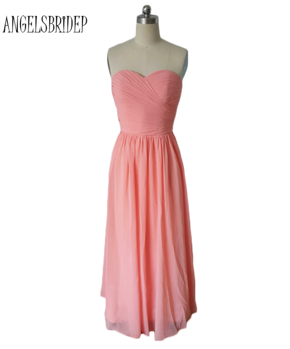 d8e2bdeaeb6 Coral Sweetheart Bridesmaid Dresses - Data Dynamic AG