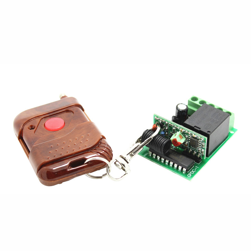 Wireless Remote Control For Door Access Control System