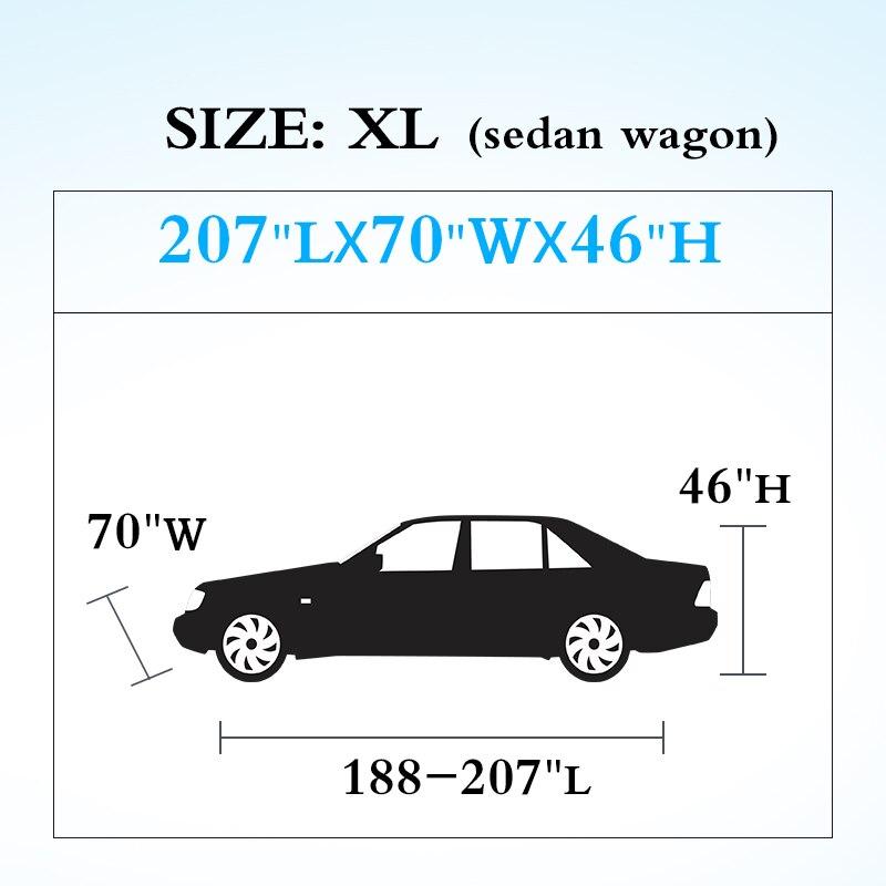 VOLKSWAGEN JETTA WATERPROOF WAGON CAR COVER NEW