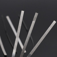 Dental Lab Metal Polishing Stick Strip of Alumina Plated Sanding Surface For Dentistry Clinic