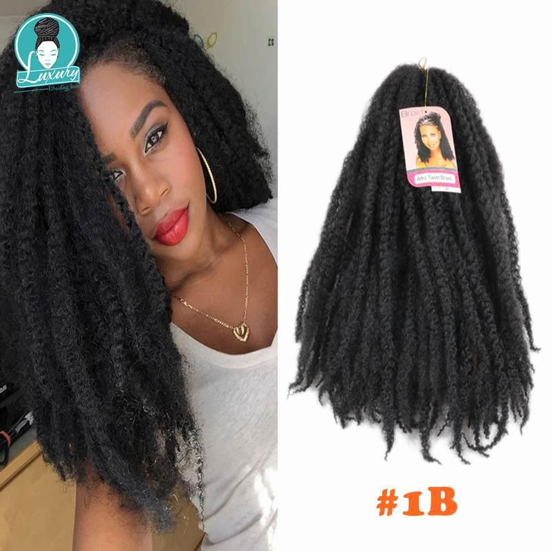 afro kinky curly marley braids21