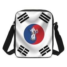 Small Crossbody Bags For Boys Girls Fashion Anime Korea England Flag 3D Printing Messenger Bag Handbags Shoulder Sling