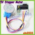 20 pçs/lote 5 V 4 fase Stepper Motor Driver Board ULN2003 para Arduino x Motor de passo x ULN2003 motorista Board ( 10 conjunto )