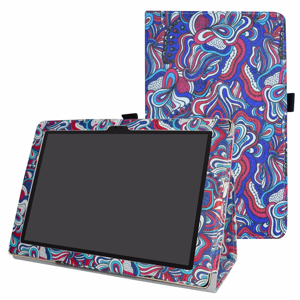 Case For Asus ZenPad 10 Z301ML Fold Stand Protective Case for 10 Asus ZenPad 10 Z301ML Android Tablet with Magnetic Closure плёнка для планшетного компьютера interstep для asus zenpad z301ml is sf asuz301ml 000b201