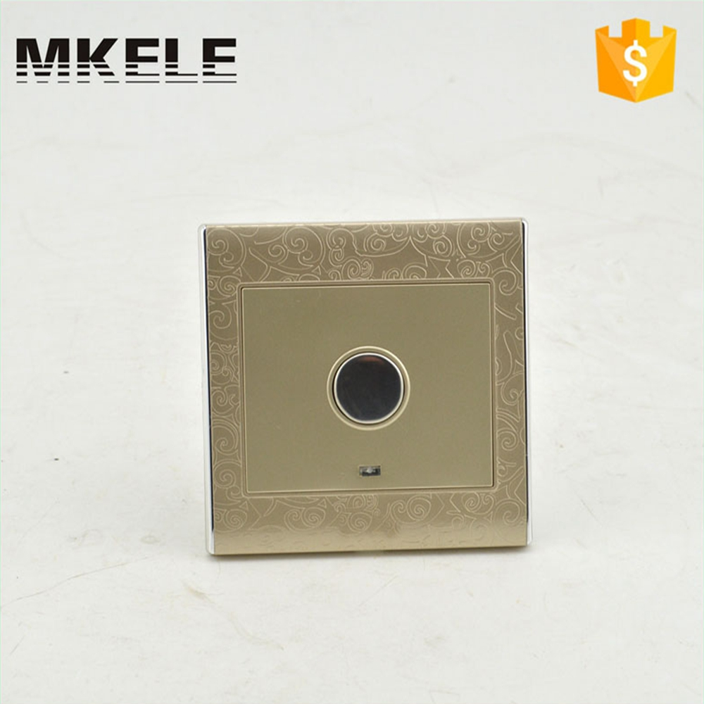 Best Price MK-WS05029 Smart Touch Delay Light Wall Switch Automatic Turn Off Sensor For Corridor Induction Controll best price 5pin cable for outdoor printer