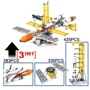 City avation 3in1 Space flight