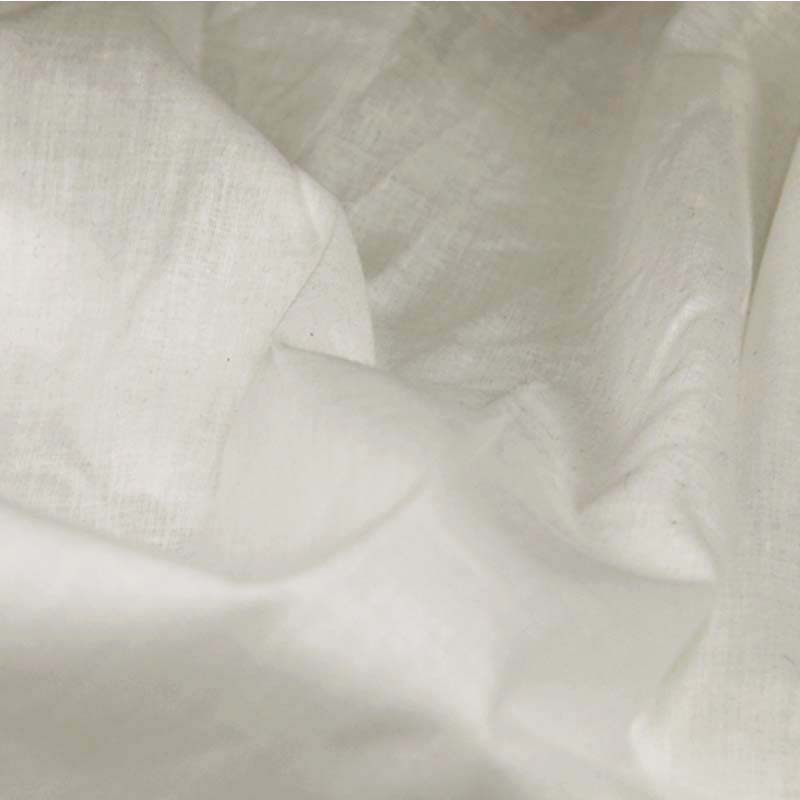 100% baumwolle weißen dünnen wenig transparent stoff textiltuch für DIY handarbeit kleid rock futter vorhänge tissue tela